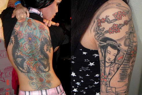 Using an unapproved color additive in a tattoo ink makes the ink adulterated