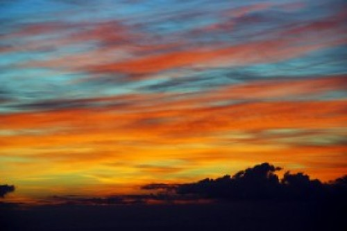 2-Fire-in-the-Sky-280x187 Color Inspiration in Nature: Sizzling Shades of Sunrises and Sunsets Color