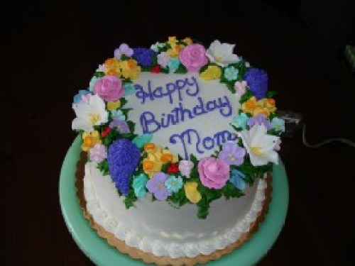 7-Floral-Fantasia-280x210 Color Inspiration in Cake: A Rainbow Array of Birthday Confections Color