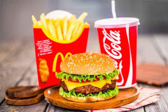 Most Popular Fast Food Restaurants
