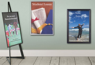 24x36 poster frames commercial