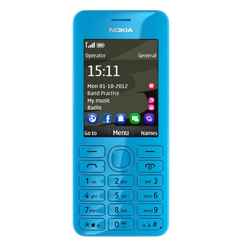 Nokia 206 Dual SIM Price Specifications Features