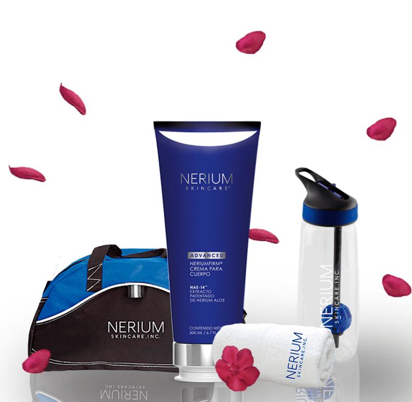 Nerium SkinCare presenta Nerium Fit, un kit especial de belleza integral para este verano