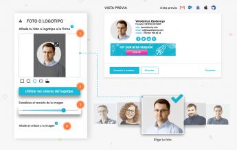 NEWOLDSTAMP lanza la versión en español de su editor de firmas de correo profesionales