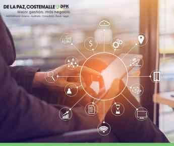 Nuevas oportunidades de negocio, en la reincorporación a la nueva normalidad por  De la Paz, Costemalle–DFK