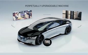 Mercedes-Benz y NVIDIA construirán una Arquitectura de Cómputo para crear el Vehículo Automatizado
