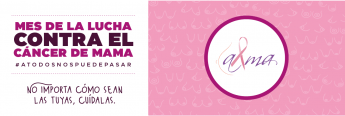 Celebridades en VIBOX se suman a la lucha contra el cáncer de mama