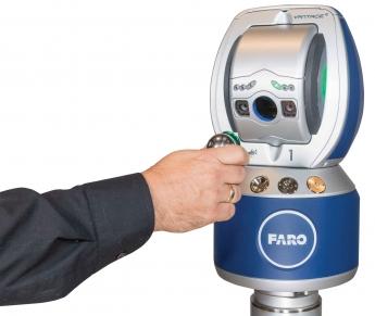 FARO® mostrará una gran diversidad de soluciones de fabricación industrial en 'Subcontratación'17'