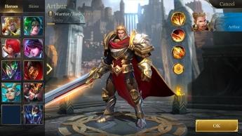 Llega a Europa Arena of Valor, el videojuego de móvil con millones de seguidores en todo el mundo