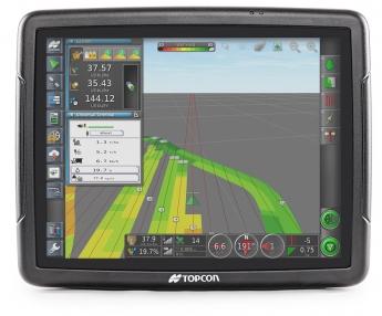 Topcon presenta su nueva consola de alta calidad X35
