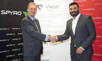 Nace VIXION, empresa creada por SPYRO y TECNALIA  de soluciones de Industria 4.0