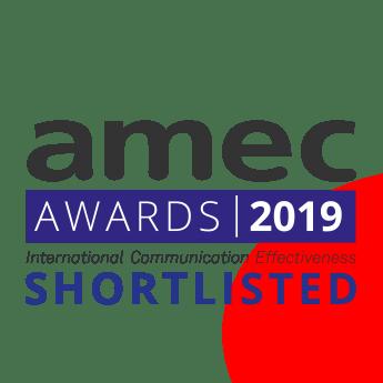 Cecubo Group, de nuevo finalista en los AMEC Awards por su innovación en consultoría de comunicación
