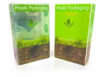 HLP Klearfold lidera el cambio hacia un packaging de plástico reciclado