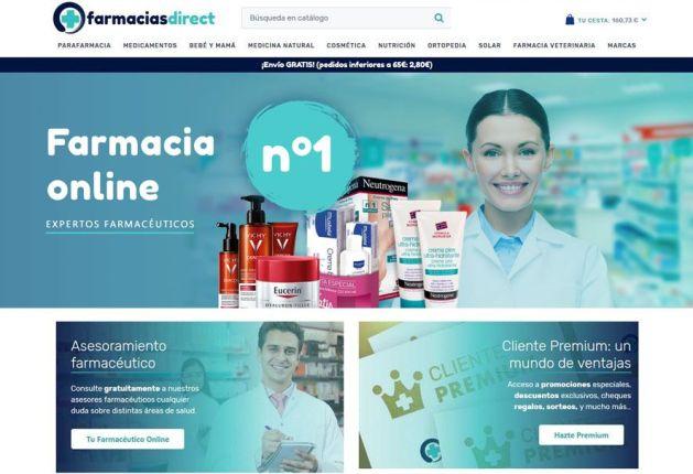 Farmaciasdirect compra la farmacia online Miotrafarmacia y Minhaoutrafarmacia