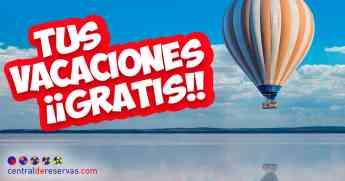 Centraldereservas.com regala vacaciones gratis este verano