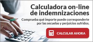 Calculadora online de indemnizaciones , una herramienta gratuita para lesionados en accidentes