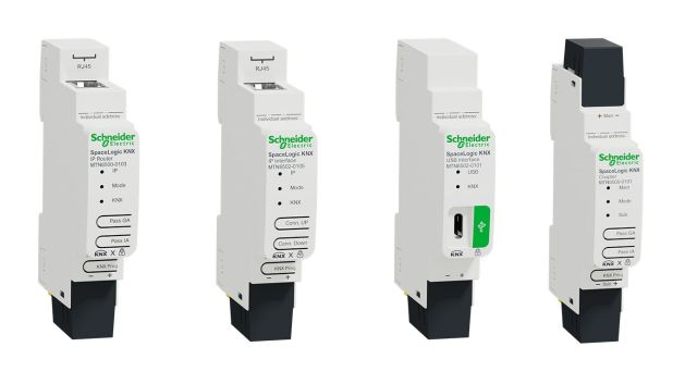Schneider Electric aumenta la ciberseguridad de las instalaciones KNX gracias a gama SpaceLogic KNX Secure