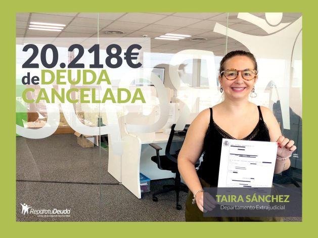 Repara tu Deuda cancela 20.218 ? a un vecino de Sant Boi de Llobregat, con la Ley de la Segunda Oportunidad