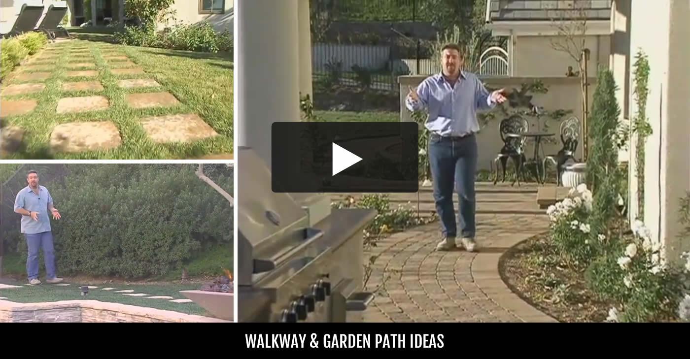 concrete sidewalk design - decorative options for a concrete