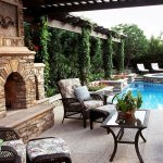 Backyard Designs Outdoor Living Rooms And Backyard Ideas The Concrete Network