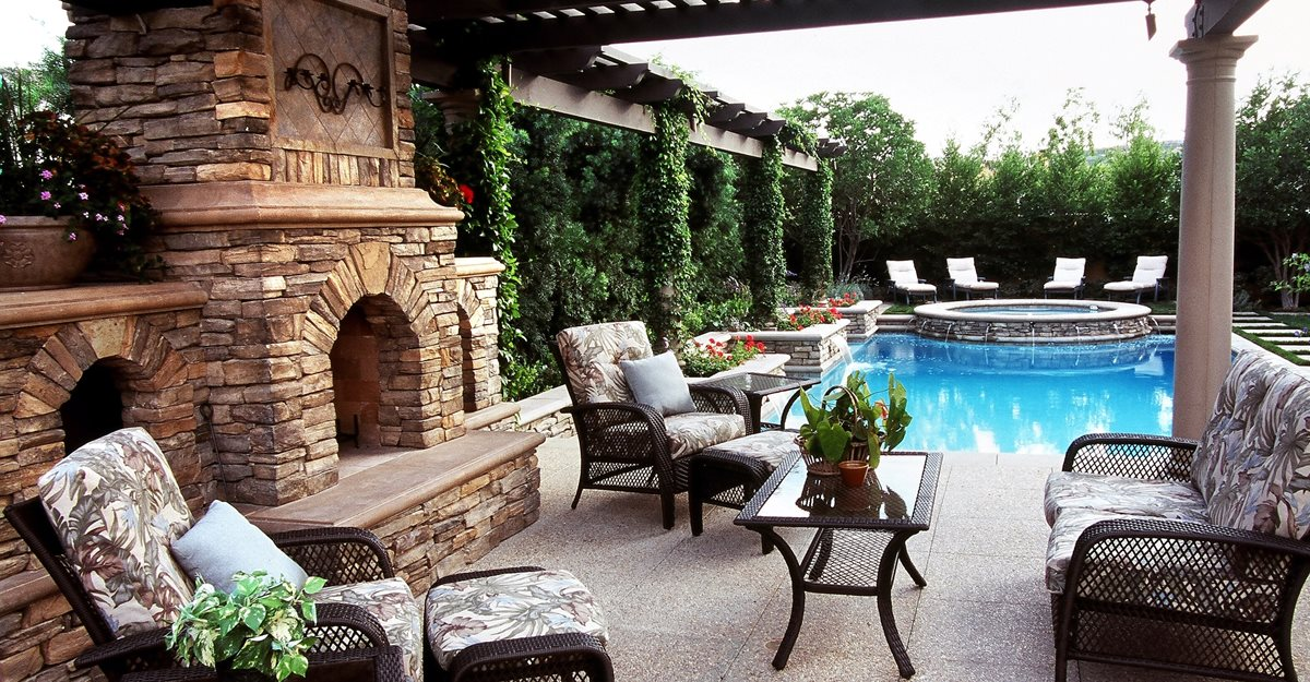 35 outdoor living space ideas that wow