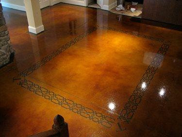 concrete basement floor benefits