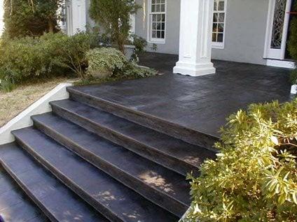 concrete porch ideas 6 front steps