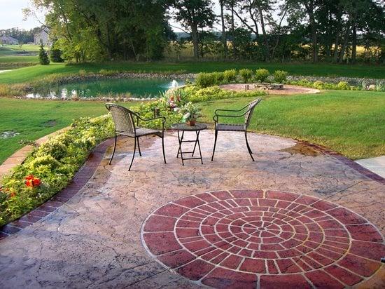 concrete patio ideas design your