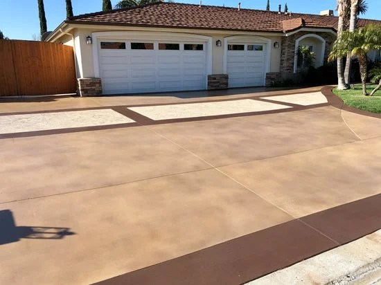 water based concrete stain benefits