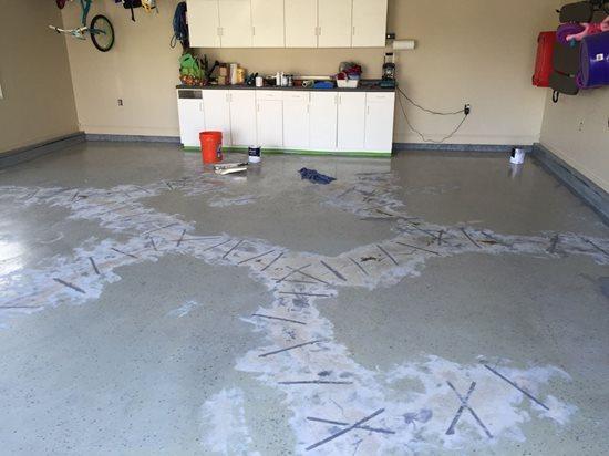 repairing common concrete slab problems
