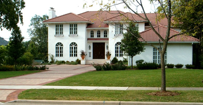 Concrete Designs Spanish And Southwestern Home Styles And