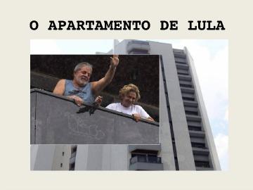 apartamentolula - Lula diz que entrou e saiu do governo com os mesmos imóveis