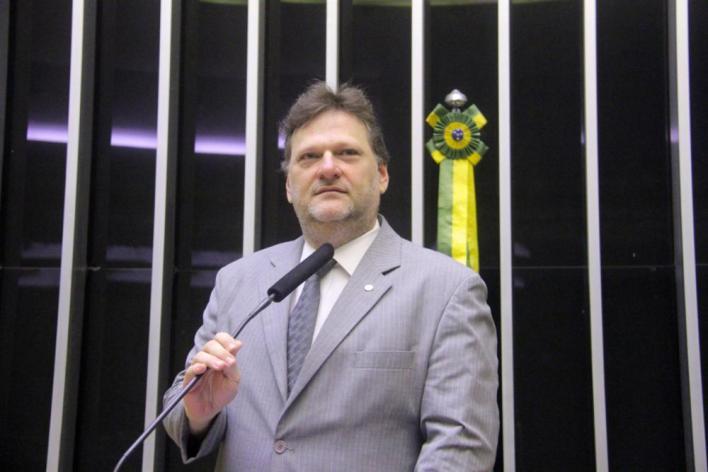 O deputado federal Paulo Bengtson (PTB-PA). Foto: Arquivo/Câmara dos Deputados
