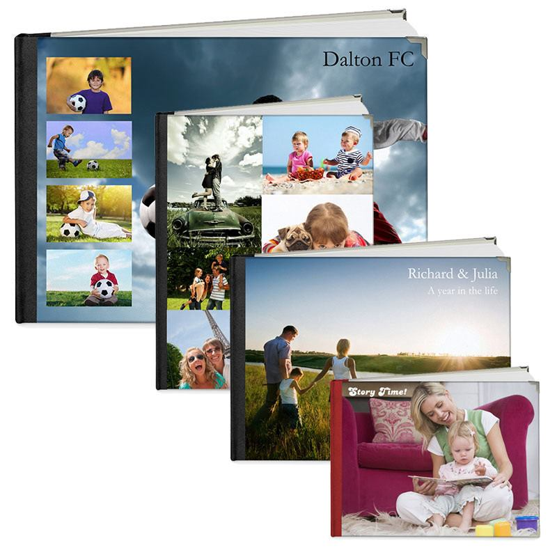 Personalised Photo Books Your Photos And Text By Bags Of Love