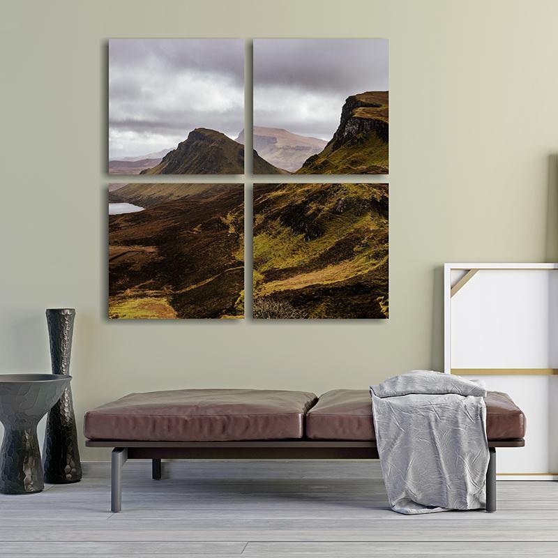Personalised Multi Panel Canvas Prints Multi Panel Canvas
