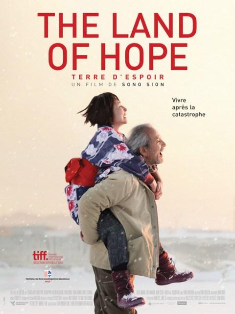 Sortie cinéma autour du film «THE LAND OF HOPE»