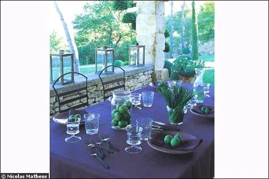 Sur la terrasse, le temps d'un déjeuner
