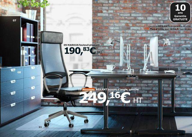 Bureau Professionnel Ikea Meuble Dentreprise Le