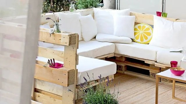 Salon De Jardin Design Meubles Dextrieur Et Astuces D