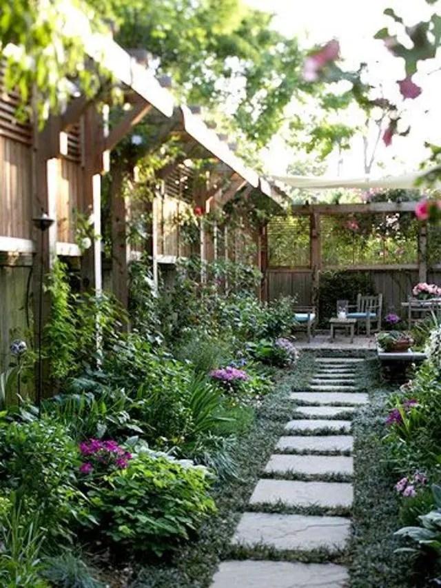 Garden Decoration Corner