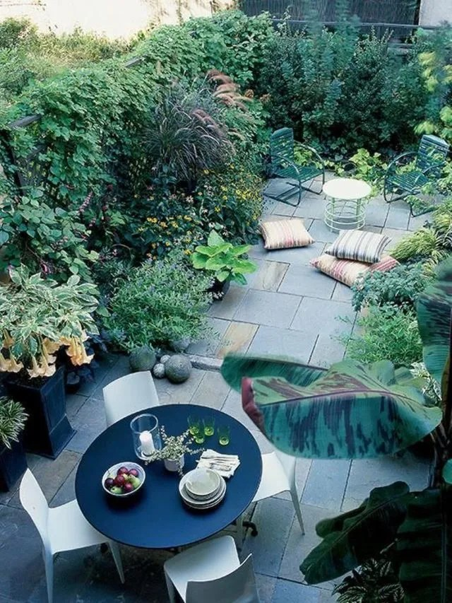 Comment Amenager Un Petit Jardin Perfect Nous Crire With