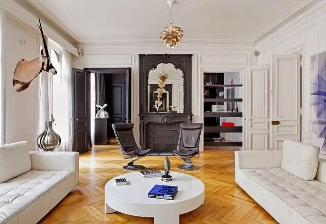 Appartement Paris 9 Lappart Design Du Crateur Michael