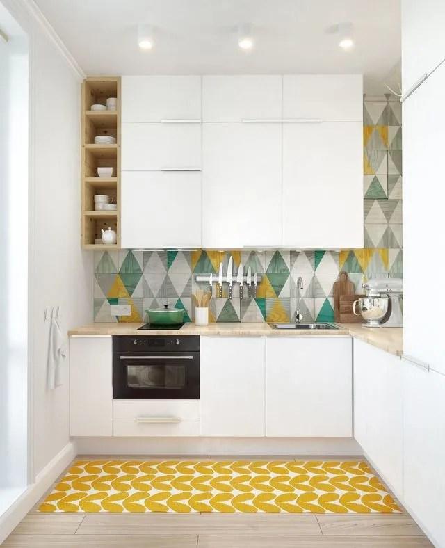 mettre de la couleur dans sa cuisine