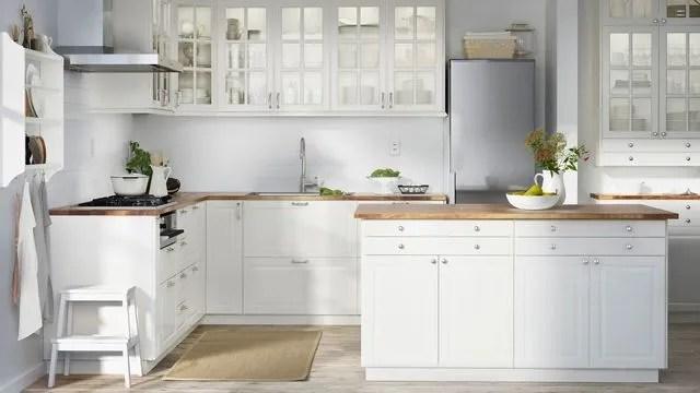 cuisine blanche pour ou contre