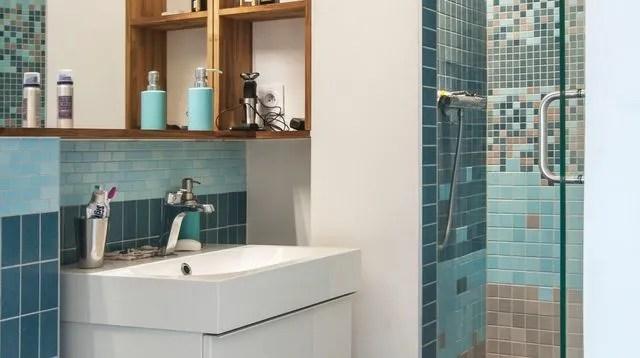 Amenagement Petite Salle De Bain Plans Gratuits Idees Meubles Adaptes Cote Maison