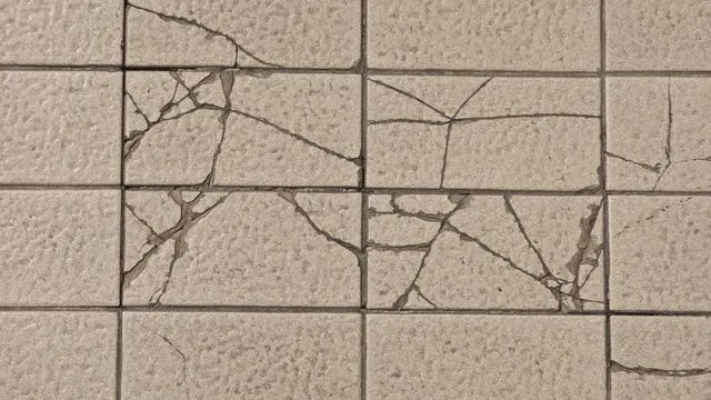 changer un carreau de carrelage fissure