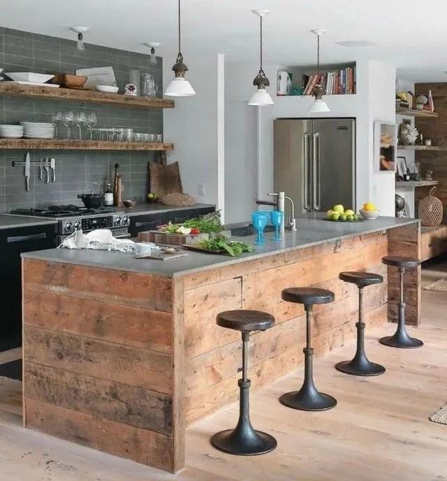 Deco Cuisine Bistrot 12 Idees Deco Cote Maison