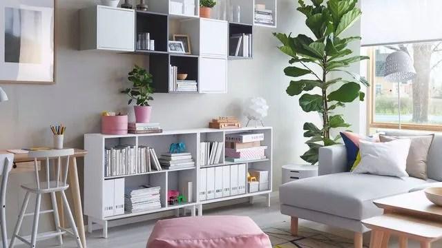 Rangements Pour Le Salon 12 Idées Shopping Déco Côté Maison