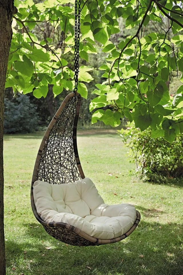 Fauteuil De Jardin Suspendu Balancelle Ct Maison