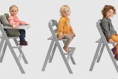 chaise haute evolutive pour enfants